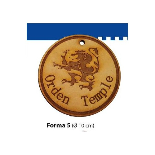 Medallón 10Cm