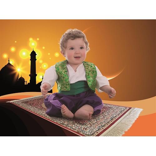 Disfraz Moro Aladuin Bebé ( 0 a 12 meses )