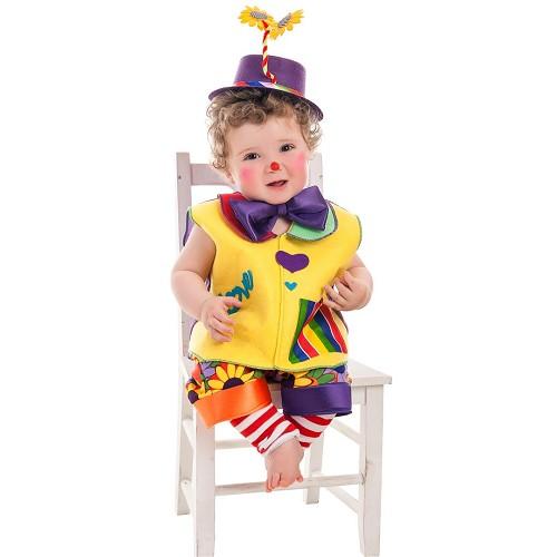 Disfraz Payasín Love Bebé ( 0 a 12 meses )