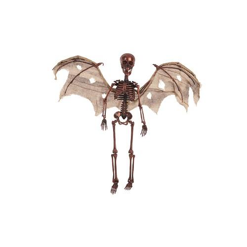 Esqueleto Angel Cobre 70 cm.
