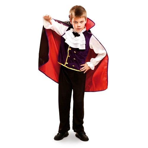 Disfraz Rey Vampiro Infantil
