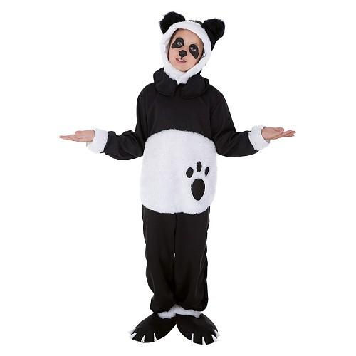 Fantasia infantil de Panda fofinho