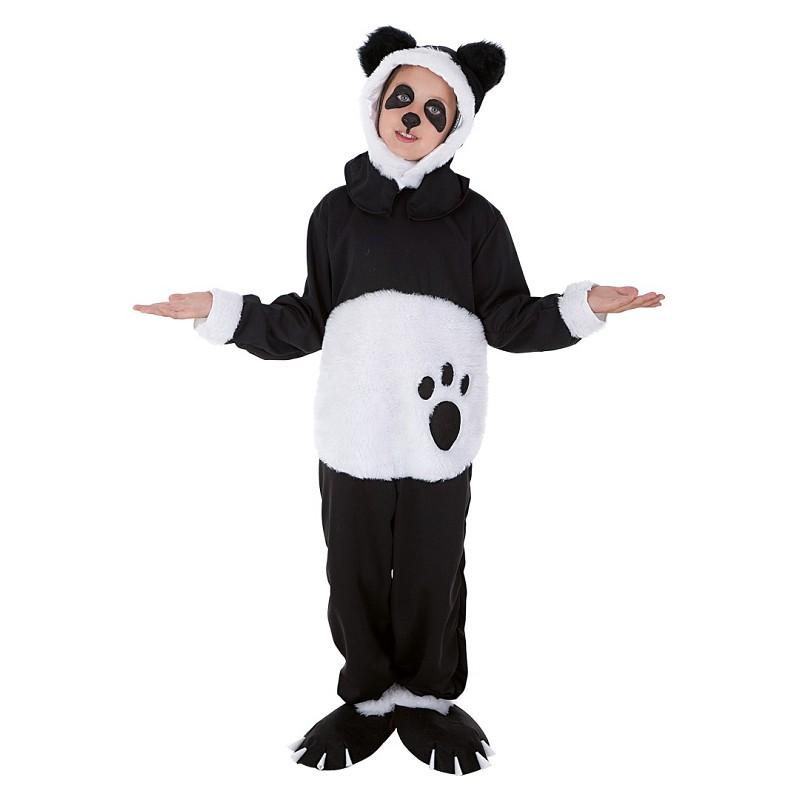 Fantasia Infantil De Panda Fofinho Topdisfarces Pt