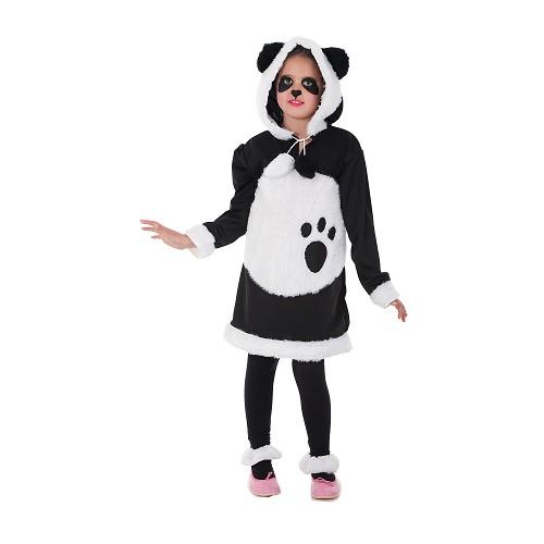 Fantasia de criança Mimosa Panda