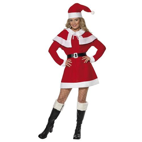 Disfraz Mamá Noel Sexy Adulto