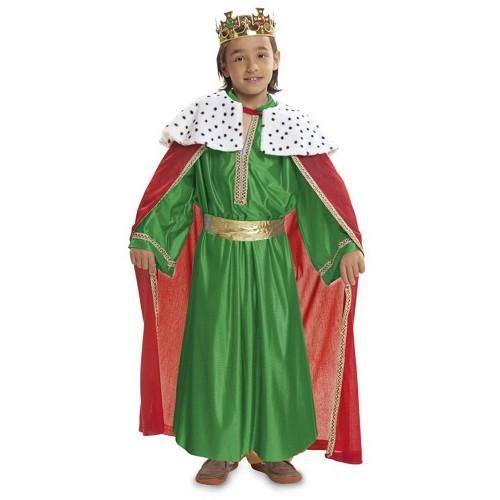 Disfraz Rey Mago Gaspar Infantil
