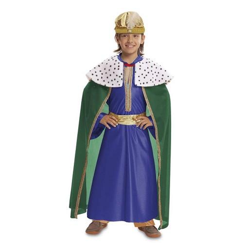 Disfraz Rey Mago Baltasar Infantil