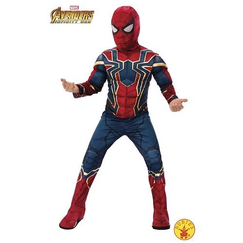 Disfraz Iron Spider Premium Infantil
