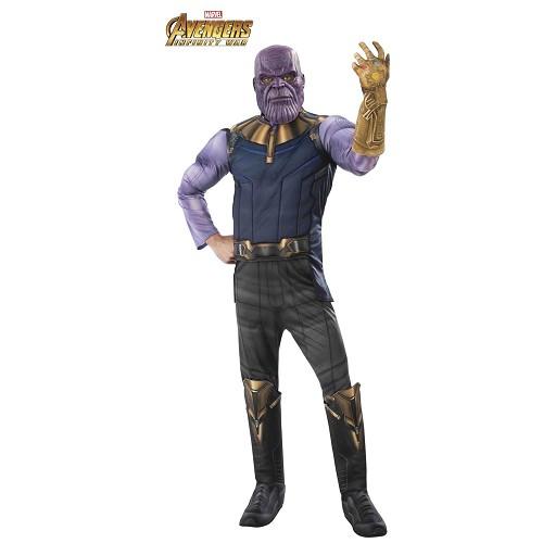 Disfraz Thanos Adulto Talla Standar