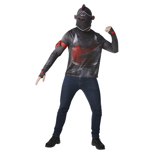 Camiseta Fortnite Black Knight Infantil