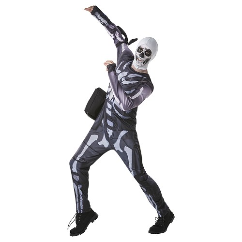 Disfraz Skull Trooper Fortnite Infantil