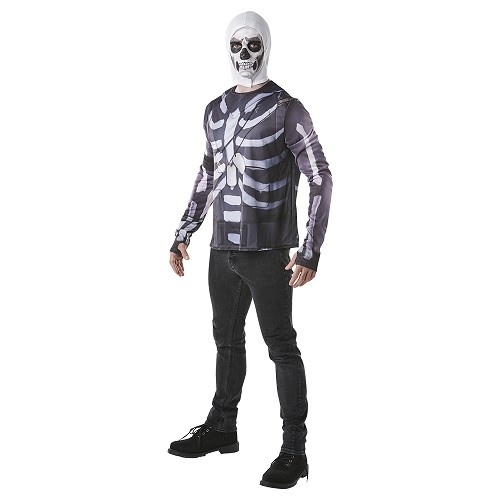 Camiseta Skull Trooper Fortnite Adulto