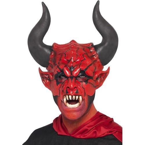 Máscara Diablo Lux Latex