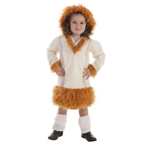 Disfraz Esquimal Nui Niña Infantil