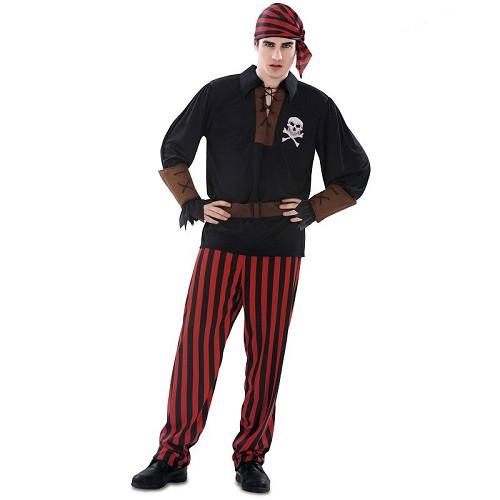 Disfraz Pirata Bandana Adulto