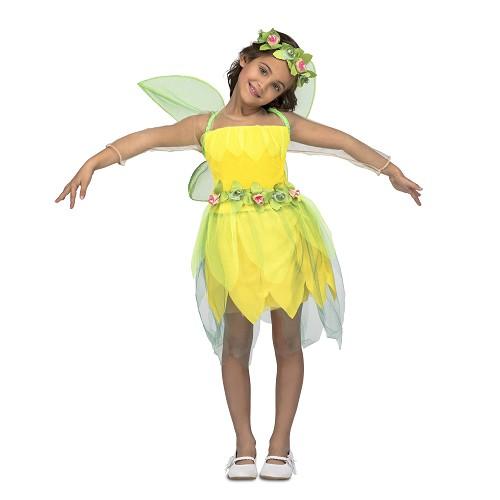 Disfraz Hada Del Bosque Yellow Infantil