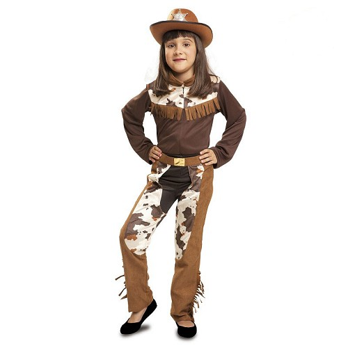 Disfraz Vaquera Infantil