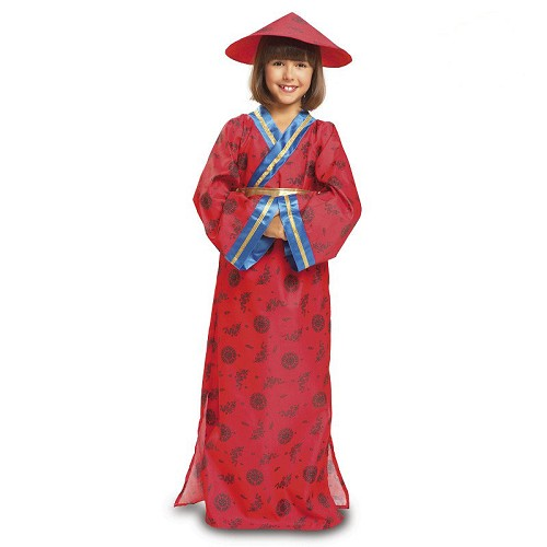 Disfraz China Infantil