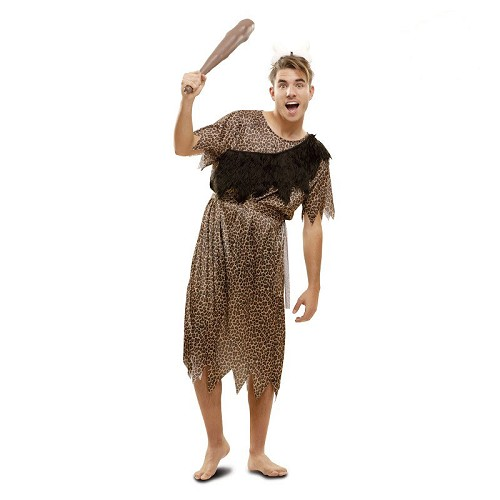Disfraz Troglodita Aventurero Hombre