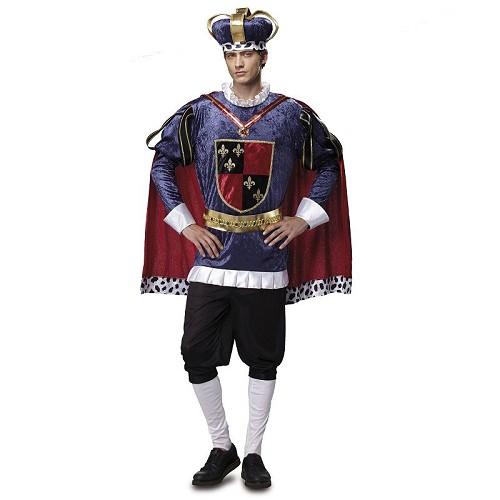 Disfraz Rey De Lujo Hombre