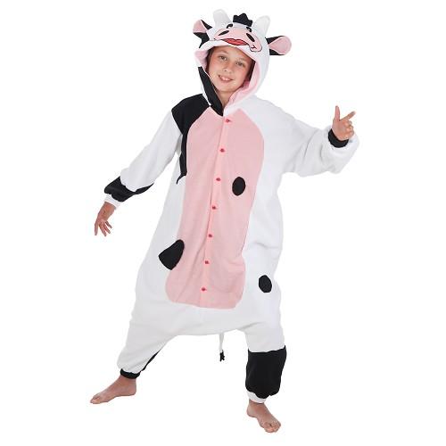 Fantasia Inf. Vaca engraçada