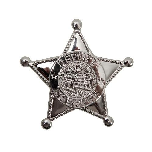 Estrella De Sheriff Pvc