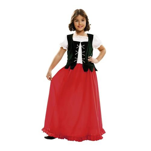 Disfraz Dulcinea Niña