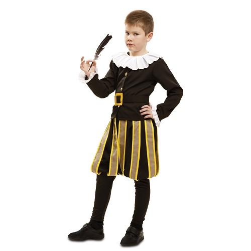 Disfraz Cervantes Niño