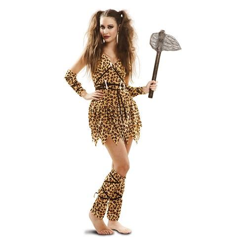 Disfraz Cavernícola Mujer