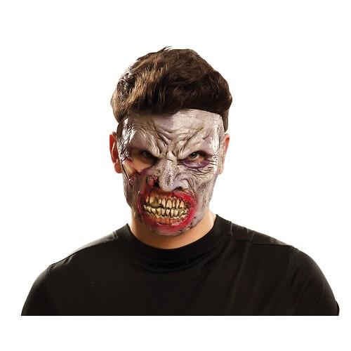 Mascara Zombie Hambriento
