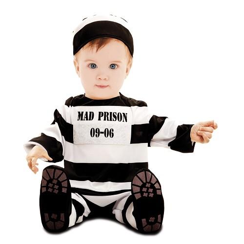 Disfraz Preso Bebe