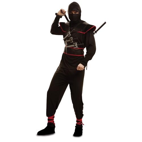 Disfraz Ninja Killer Hombre