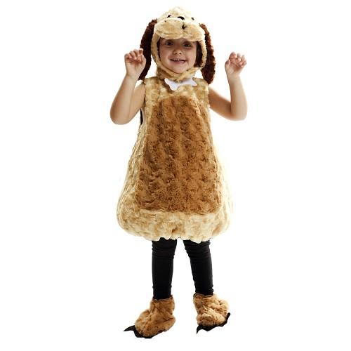 Disfraz Perrito Peluche Infantil