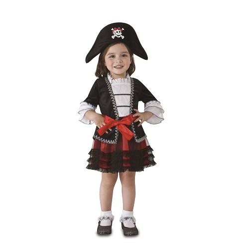 Pirata Doncella Niña