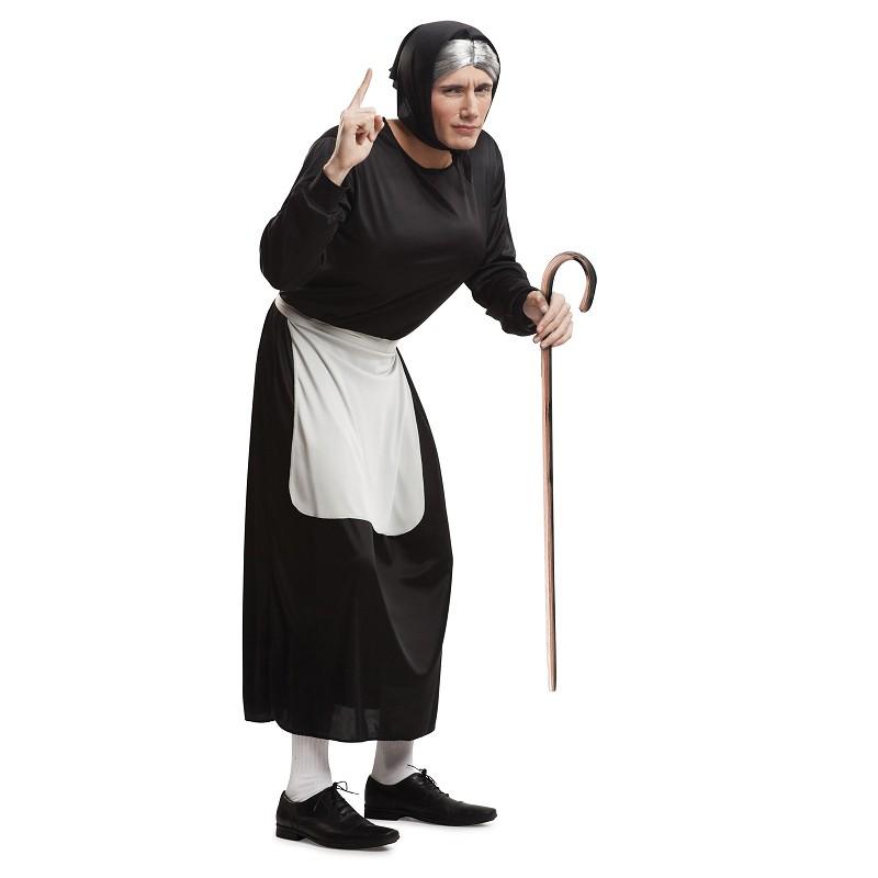 Disfraz Vieja Hombre Hombre