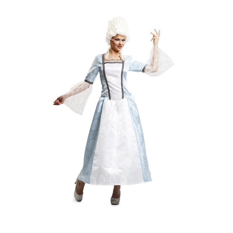 Disfraz Versallesca Mujer