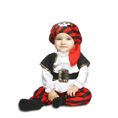 Disfraz Pequeño Pirata Bebé