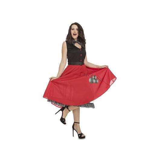 Disfraz Chica Ye-Ye Mujer