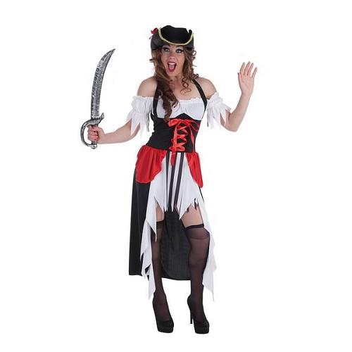 Fantasia adulta da garota pirata