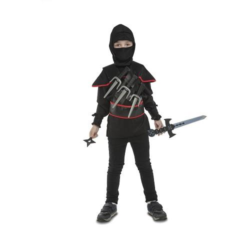 Disfraz Yo Quiero Ser Ninja Infantil