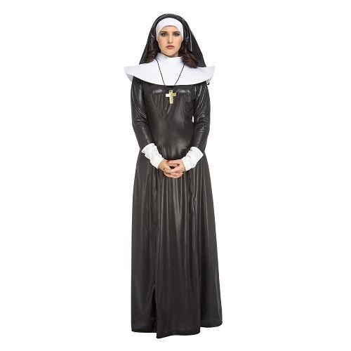 Disfraz Monja Mujer