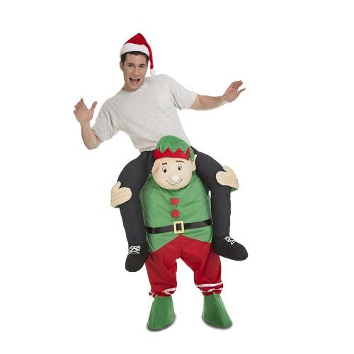 Disfraz Ride-On Elfo Adulto