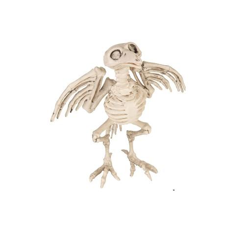 Cuervo Esqueleto 20 X 12 X 18 Cm