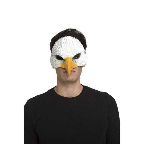 Mascara Foam Águila Adulto