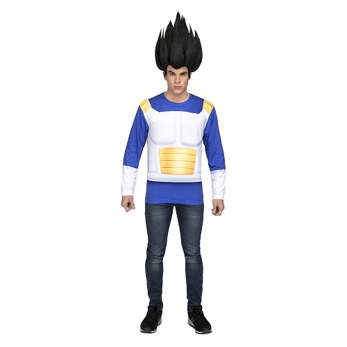 Camiseta Vegeta Adulto