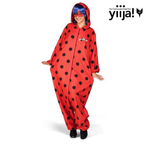 Ladybug Pijama Adulto