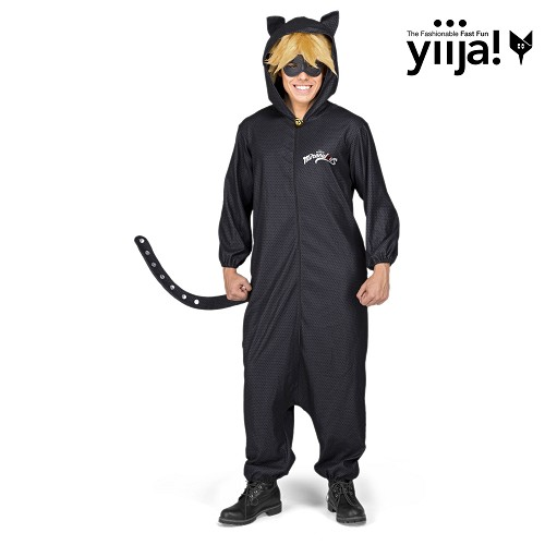 Cat Noir Pijama Adulto