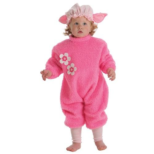 Fantasia bebê porco (0-12 meses)