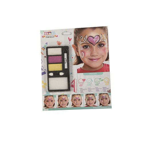 Kit Maquillaje Inf. Perlado Princesa