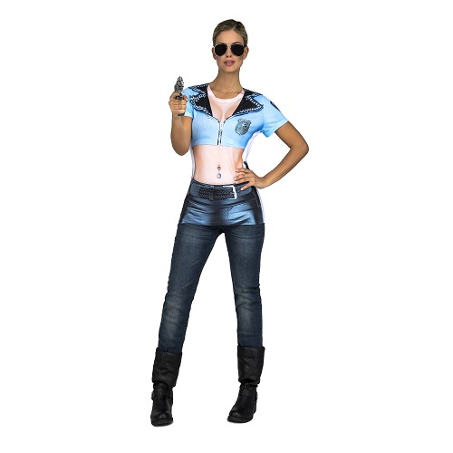 Sexy Policewoman Adulto